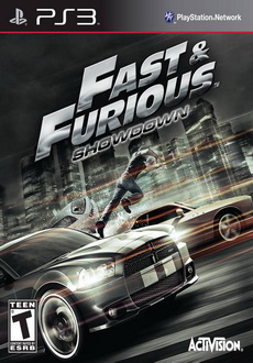 """Fast & Furious: Showdown"" (2013) PS3-DUPLEX"