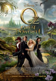 """Oz: The Great and Powerful"" (2013) BDRip.XviD-SPARKS"