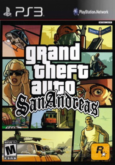 """Grand Theft Auto: San Andreas"" (2015) PS3-DUPLEX"