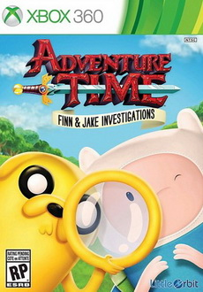 """Adventure Time: Finn and Jake Investigations"" (2016) XBOX360-COMPLEX"
