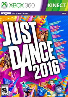 """Just Dance 2016"" (2015) PAL.XBOX360-COMPLEX"