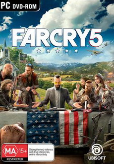 """Far Cry 5"" (2018) -CPY"