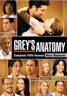 """Grey's Anatomy"" [S05] DVDRip.XviD-REWARD"