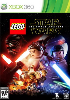"""LEGO Star Wars: The Force Awakens"" (2016) XBOX360-COMPLEX"