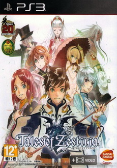 """Tales of Zestiria"" (2015) PS3-DUPLEX"
