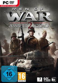 """Men of War Assault Squad 2 -  Men of War Origins"" (2016) -SKIDROW"