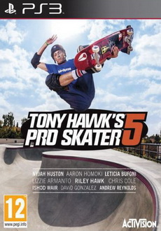 """Tony Hawk's Pro Skater 5"" (2015) PS3-PROTOCOL"