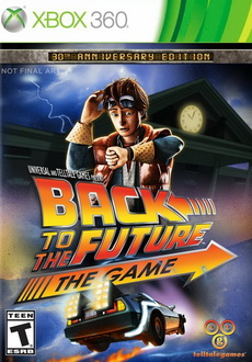 """Back to the Future: The Game"" (2015) XBOX360-COMPLEX"