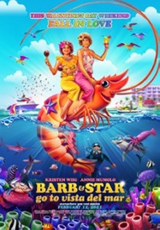 """Barb and Star Go to Vista Del Mar"" (2021) BRRip.XviD.AC3-EVO"