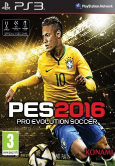 """Pro Evolution Soccer 2016"" (2015) PS3-iMARS"
