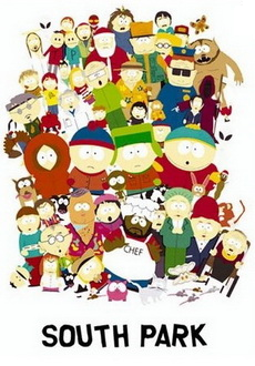 """South Park"" [S13E13] Dances.with.Smurfs.HDTV.XviD-FQM"