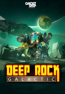 """Deep Rock Galactic"" (2020) -CODEX"