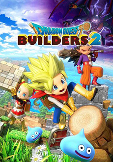 """Dragon Quest Builders 2"" (2019) -CODEX"