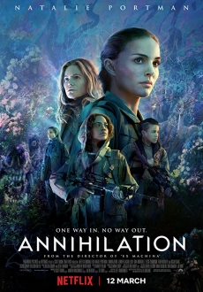 """Annihilation"" (2018) BDRip.x264-DRONES"
