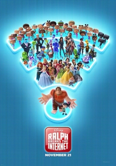 """Ralph Breaks the Internet"" (2018) DVDSCR.XviD.AC3-EVO"