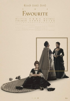 """The Favourite"" (2018) DVDScr.Xvid.AC3.HQ.Hive-CM8"