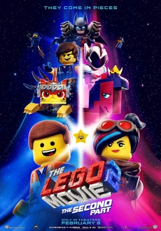 """The LEGO Movie 2: The Second Part"" (2019) BRRip.XviD.AC3-EVO"