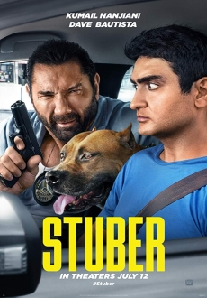 """Stuber"" (2019) 720p.HD-TS.LESS.ADS.X264-1XBET"