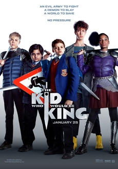 """The Kid Who Would Be King"" (2019) PL.BDRiP.x264-PSiG"