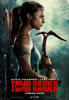"""Tomb Raider"" (2018) 720p.HD-TS.X264.HQ-CPG"