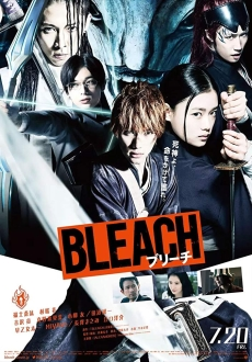 """Bleach"" (2018) HDRip.XviD.AC3-EVO"