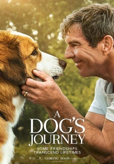 """A Dog's Journey"" (2019) BDRip.x264-GECKOS"