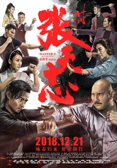 """Master Z: Ip Man Legacy"" (2018) HC.HDRip.XviD.AC3-EVO"