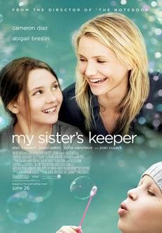 """My Sisters Keeper"" (2009)  WP-SCR.XviD-STG"