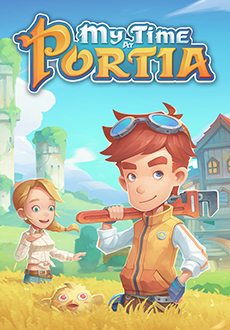 """My Time at Portia"" (2019) -PLAZA"