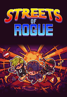"""Streets of Rogue: Collectors Edition"" (2019) -PLAZA"