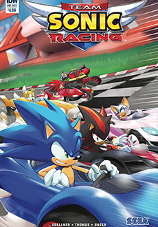 """Team Sonic Racing"" (2019) -CODEX"