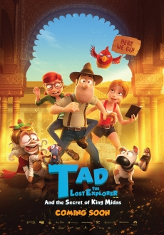 """Tad the Lost Explorer and the Secret of King Midas"" (2017) BDRip.x264-SNOW"