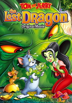 """Tom and Jerry: The Lost Dragon"" (2014) PLDUB.DVDRip.x264-PTRG"