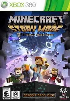 """Minecraft: Story Mode - The Complete Adventure"" (2015) XBOX360-COMPLEX"