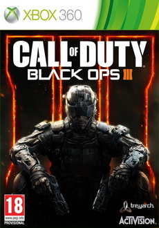 """Call of Duty: Black Ops III"" (2015) XBOX360-iMARS"