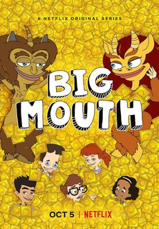 """Big Mouth"" [S02] WEB.x264-STRiFE"
