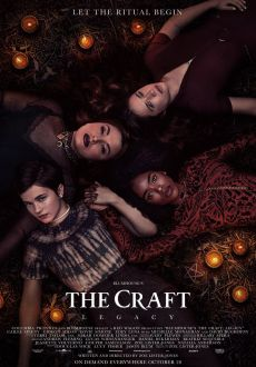 """The Craft: Legacy"" (2020) HDRip.XviD.AC3-EVO"