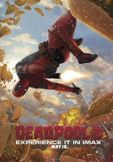 """Deadpool 2"" (2018) UNRATED.BDRip.x264-SPARKS"