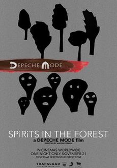 """Depeche Mode: Spirits in the Forest"" (2019) BRRip.XviD.MP3-RBG"