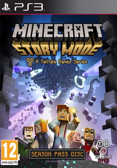 """Minecraft: Story Mode - The Complete Adventure"" (2015) PS3-RESPAWN"
