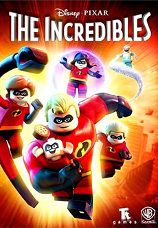 """LEGO The Incredibles"" (2018) -CODEX"