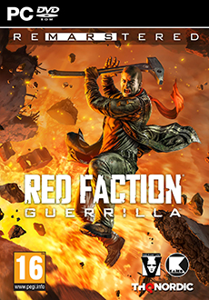 """Red Faction: Guerrilla Re-Mars-tered"" (2018) -CODEX"