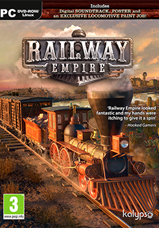 """Railway Empire"" (2018) -PLAZA"