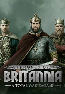 """Total War Saga: Thrones of Britannia"" (2018) -Voksi"