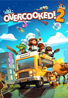 """Overcooked 2"" (2018) -PLAZA"