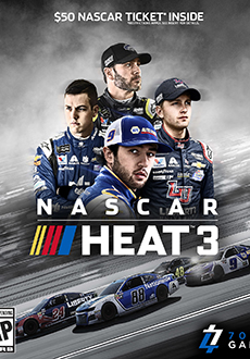 """NASCAR Heat 3"" (2018) -CODEX"
