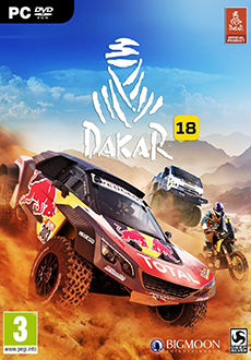 """Dakar 18: Update v.03"" (2018) -CODEX"