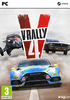 """V-Rally 4: Update v1.01 incl. DLC"" (2018) -CODEX"