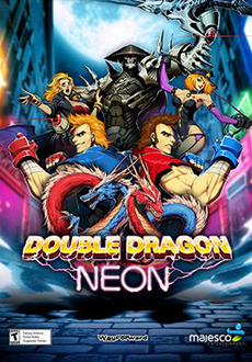 """Double Dragon: Neon"" (2014) -DARKSiDERS"