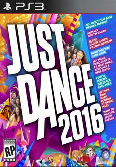 """Just Dance 2016"" (2015) PS3-DUPLEX"